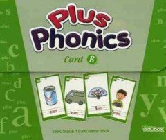 Plus Phonics Card B 세트