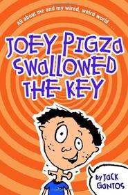 Joey Pigza Swallowed the Key (Paperback)
