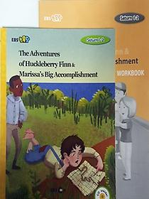 "<font title=""[EBS 초등영어] EBS 초목달 Saturn 1-2 세트 The Adventures of Huckleberry Finn & Marissa"