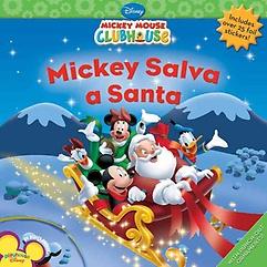 Mickey Salva a Santa (Paperback)