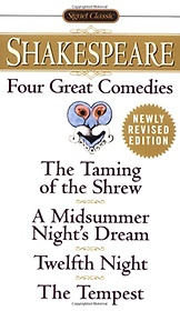 Four Great Comedies (Paperback)