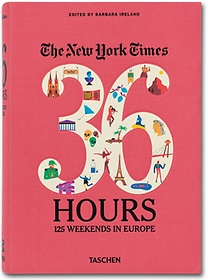 "<font title=""The New York Times 36 Hours: 125 Weekends in Europe (Paperback)"">The New York Times 36 Hours: 125 Weekend...</font>"