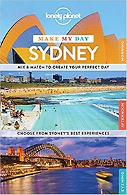 """<font title=""""Lonely Planet Make My Day Sydney  ( Hardcover)"""">Lonely Planet Make My Day Sydney  ( Hard...</font>"""