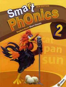 Smart Phonics 2 : Student Book (교재+CD:1/ New Ed.)
