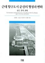 근대 항구도시 군산의 형성과 변화