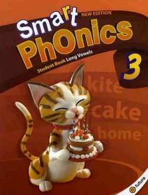 Smart Phonics 3 : Student Book (교재+CD:1/ New Ed.) 책표지
