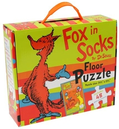 Fox in Socks : Floor Puzzle
