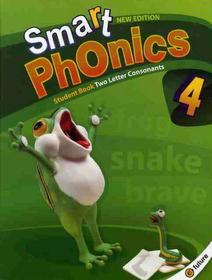 Smart Phonics 4 : Student Book (교재+CD:1/ New Ed.)