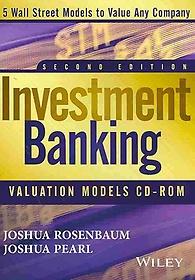 "<font title=""Investment Banking Valuation Models (Hardcover)"">Investment Banking Valuation Models (Har...</font>"