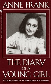 """<font title=""""Anne Frank: The Diary of a Young Girl (Paperback/ Reprint Edition)"""">Anne Frank: The Diary of a Young Girl (P...</font>"""