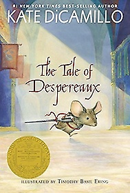 """<font title=""""The Tale of Despereaux: Being the Story of a Mouse, a Princess, Some Soup, and a Spool of Thread (Paperback)"""">The Tale of Despereaux: Being the Story ...</font>"""
