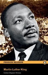 Martin Luther King : Penguin Readers, Level 3 (Paperback)