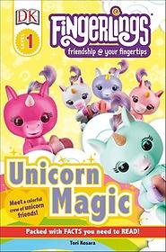 "<font title=""DK Readers Level 1: Fingerlings: Unicorn Magic (Paperback)"">DK Readers Level 1: Fingerlings: Unicorn...</font>"