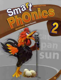 Smart Phonics 2 : Workbook (Paperback/ New Ed.)