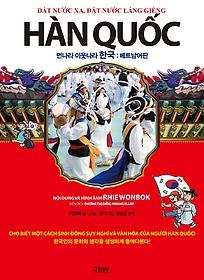 Korea 먼나라 이웃나라 한국 - 베트남어 판