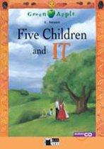 "<font title=""Five Children and IT - Green Apple Starter (Paperback + CD:1)"">Five Children and IT - Green Apple Start...</font>"