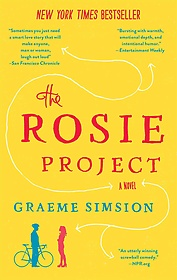 """<font title=""""The Rosie Project (Paperback / Reprint Edition)"""">The Rosie Project (Paperback / Reprint E...</font>"""