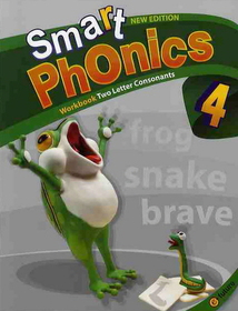 Smart Phonics 4 : Workbook (Paperback/ New Ed.)