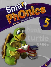 Smart Phonics 5 : Workbook (Paperback/ New Ed.)