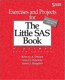 """<font title=""""Exercises and Projects for The Little SAS Book (Paperback/ 6th Ed.)"""">Exercises and Projects for The Little SA...</font>"""