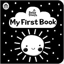 Baby Touch: My First Book (Rag Book)