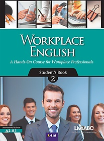 """<font title=""""Workplace English 2 : Student Book with DVD-ROM & MP3 (Paperback/ Book:1+Cd:1+Dvd:1)"""">Workplace English 2 : Student Book with ...</font>"""