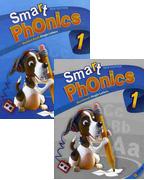 Smart Phonics 1: Student Book+Workbook 패키지 (교재:2+CD:1/ New Ed.)