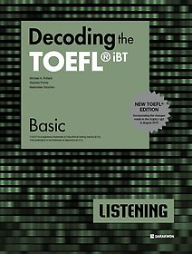 "<font title=""Decoding the TOEFL® iBT LISTENING Basic (New TOEFL Edition)"">Decoding the TOEFL® iBT LISTENING Basi...</font>"