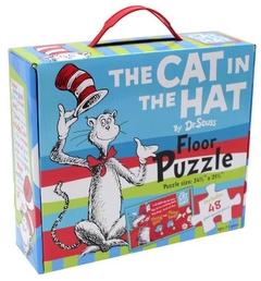The Cat in the Hat : Floor Puzzle