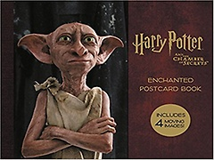 """<font title=""""Harry Potter and the Chamber of Secrets Enchanted Postcard Book (Paperback)"""">Harry Potter and the Chamber of Secrets ...</font>"""