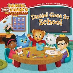 Daniel Goes to School (Paperback)