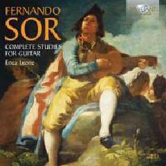 Enea Leone - 소르: 기타 연습곡 전집 (Sor: Complete Studies for Guitar) (3CD)
