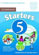 """<font title=""""Cambridge Young Learners English Tests Starters 5 Student"""