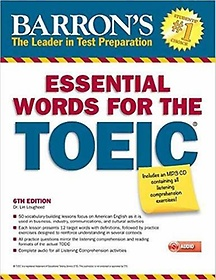 """<font title=""""Essential Words for the TOEIC (Paperback / 6th Ed.)"""">Essential Words for the TOEIC (Paperback...</font>"""