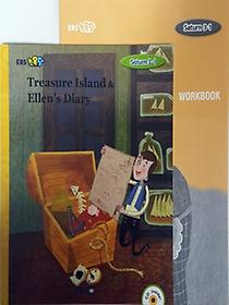 """<font title=""""[EBS 초등영어] EBS 초목달 Saturn 3-1 세트 Treasure Island & Ellen"""