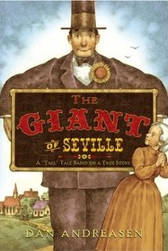 The Giant of Seville (Hardcover)