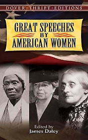 """<font title=""""Great Speeches by American Women (Paperback) """">Great Speeches by American Women (Paperb...</font>"""