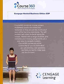 """<font title=""""Course360 Business Ethics Expanded Printed Access Card (Hardcover)"""">Course360 Business Ethics Expanded Print...</font>"""