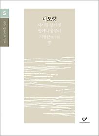 나도향 소설 선집 (큰글자도서)