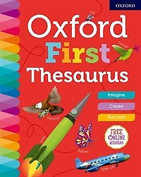 Oxford First Thesaurus (Paperback)