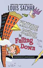 "<font title=""Wayside School Is Falling Down (Paperback/ Reissue Edition)"">Wayside School Is Falling Down (Paperbac...</font>"
