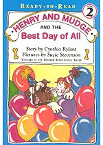 """<font title=""""Ready-To-Read Level 2. Henry and Mudge #14 : And the Best Day of All (Paperback)"""">Ready-To-Read Level 2. Henry and Mudge #...</font>"""