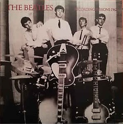 The Beatles - Recording Sessions 1962 [Round cover LP]