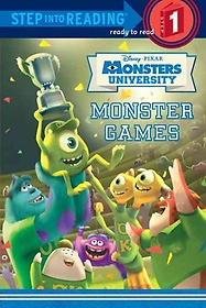 "<font title=""Fall 2013 Monsters University Step into Reading Book (Paperback)"">Fall 2013 Monsters University Step into ...</font>"