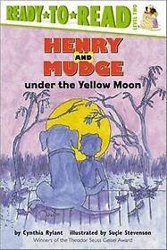 """<font title=""""Ready-To-Read Level 2. Henry and Mudge #4 : Under the Yellow Moon (Paperback)"""">Ready-To-Read Level 2. Henry and Mudge #...</font>"""