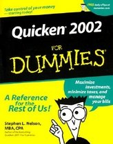 Quicken. 2002 for Dummies. (Paperback)