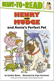 """<font title=""""Ready-To-Read Level 2. Henry and Mudge #20 : And Annie′s Perfect Pet (Paperback)"""">Ready-To-Read Level 2. Henry and Mudge #...</font>"""