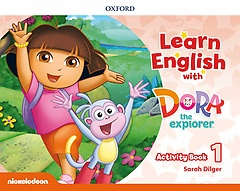 """<font title=""""Learn English with Dora the Explorer Level 1: Activity Book (Paperback)"""">Learn English with Dora the Explorer Lev...</font>"""