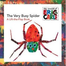 """<font title=""""The World of Eric Carle: The Very Busy Spider (Paperback)"""">The World of Eric Carle: The Very Busy S...</font>"""