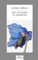 "<font title=""Que No Muera la Aspidistra = Keep the Aspidistra Flying (Paperback)  - Spanish Edition"">Que No Muera la Aspidistra = Keep the As...</font>"